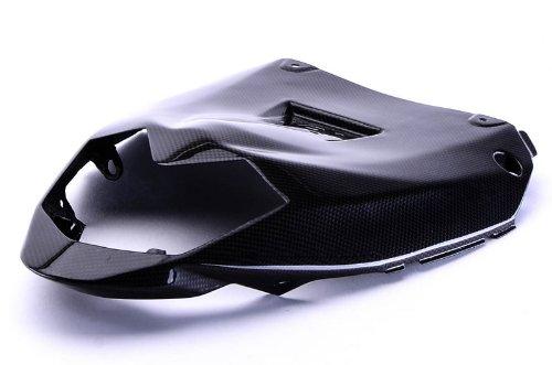 Bestem CBKA-10R08-TCW Black Carbon Fiber Tail Cowl Fairing for Kawasaki ZX10R 2008 - 2010