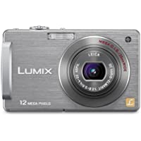 Panasonic Lumix DMC-FX580 12MP Digital Camera with 5x MEGA Optical Image Stabilized Zoom and 3 inch LCD (Silver) Benefits Review Image