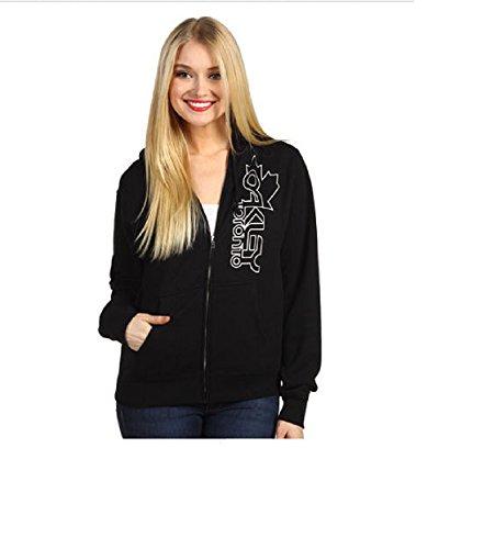 Oakley Women's Toronto Outline Hoodie Sweatshirt (Large, - Oakley Canada