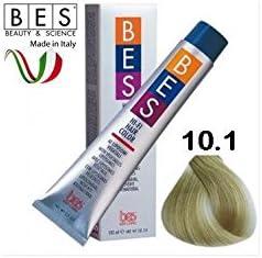 BES, Hi-Fi Color ML 10.1 Rubio Platino ceniza