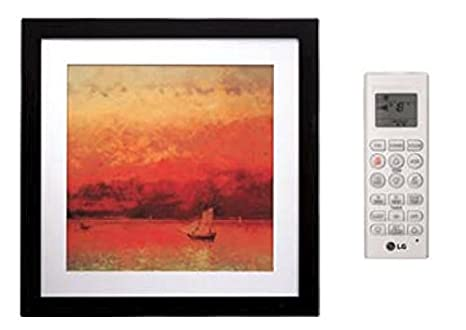 "LG lman127hvp 24 ""Multi F Art Cool Gallery espejo soporte de pared interior Mini"