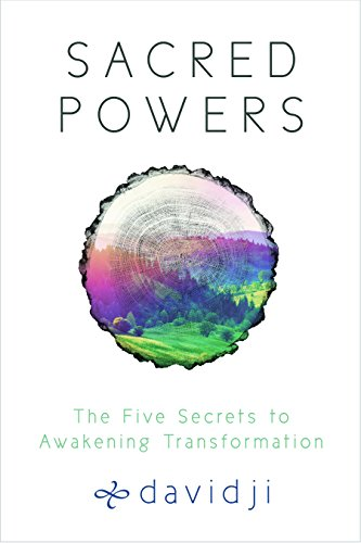 Sacred Powers: The Five Secrets to Awakening Transformation cover