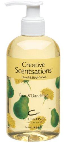 Creative Scentsations Pear & Dandelion Bodywash 8.3 Oz Body Scentsations Lotion