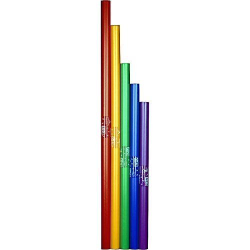 Boomwhackers Bass Chromatic Set by Boomwhackers