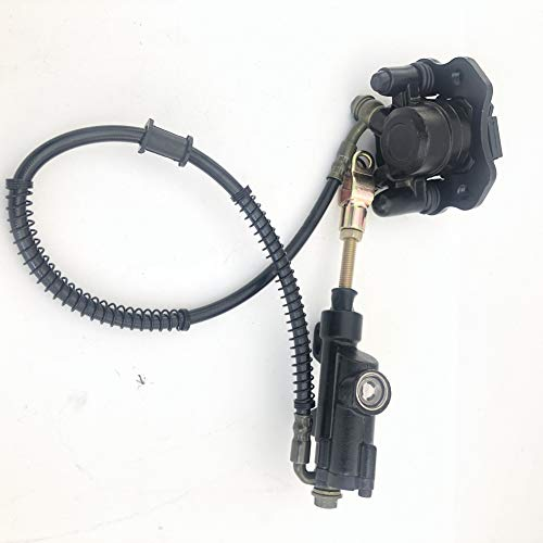 AH Rear Brake Caliper & Master Cylinder Assembly for 50cc-125cc many Chinese ATVs Taotao SUNL