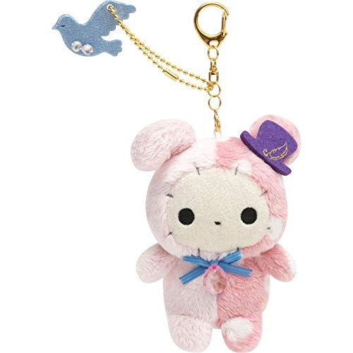 SAN (SAN-X) Sentimental Circus Blue Bird and The Memory Fragments Hanging Stuffed Toys Plush Shappo