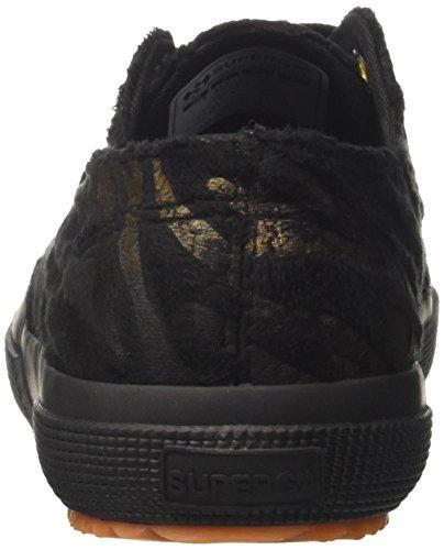 fabricsynzebraw 2750 Femme black 911 Multicolore Basses bronze Superga w8q5v1w