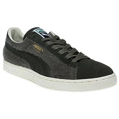 Puma Jungen Schuhe amp; Suede City Grün Sneaker Handtaschen rE6xr1qw
