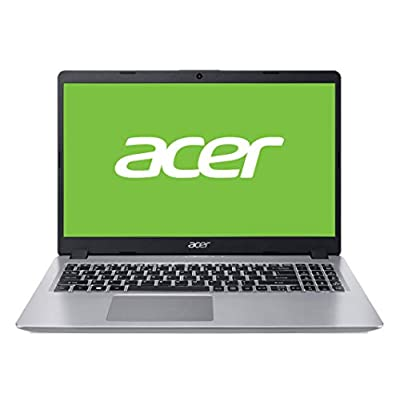 "Acer Aspire 5 | A515-52-78YZ - Ordenador portátil 15.6"" HD LED (Intel Core i7-8565U, 8 GB de RAM, 1 TB HDD, Intel UHD 620, Windows 10 Home) Plata - Teclado QWERTY Español 8"