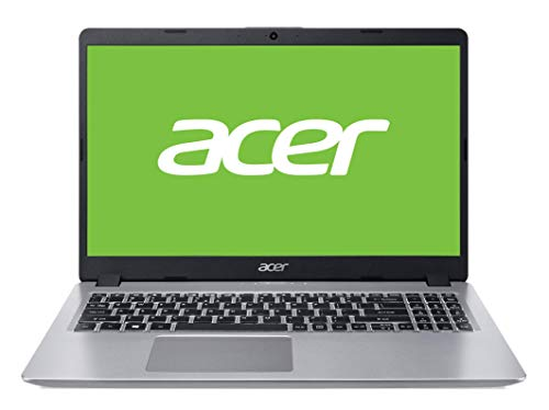 Acer Aspire 5 - Ordenador portátil  HD+ LED (Intel Core , 8 GB de RAM, Windows 10 Home)  - Teclado QWERTY Español 1