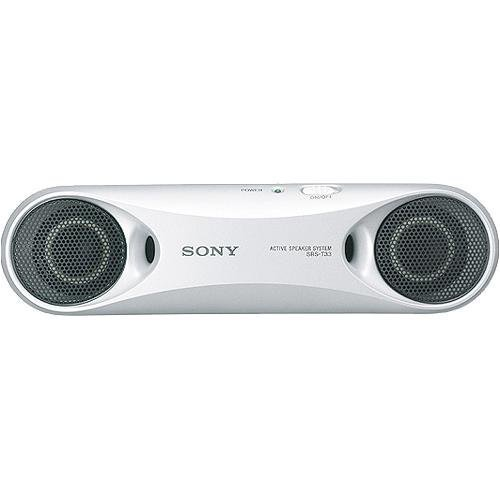 SONY SRST33 Compact Portable Speaker: SRS-T33 Silver