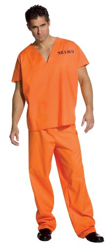 Jail Jumpsuit - Rasta Imposta - Jailhouse Jumpsuit Adult