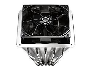 Cooler Master GeminII S524 - CPU Cooler with Aluminum Fins and 5 Heat Pipes (RR-G524-18PK-R2)