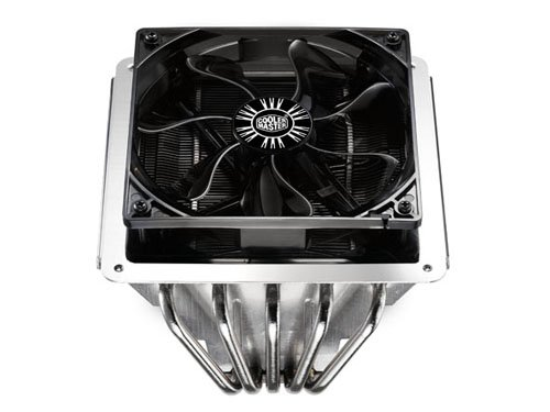 Cooler Master GeminII S524 - CPU Cooler with Aluminum Fins and 5 Heat Pipes (RR-G524-18PK-R2) by Cooler Master
