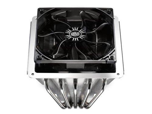 Cooler Master Gemin II S524 77.7 CFM Sleeve Bearing CPU Cooler