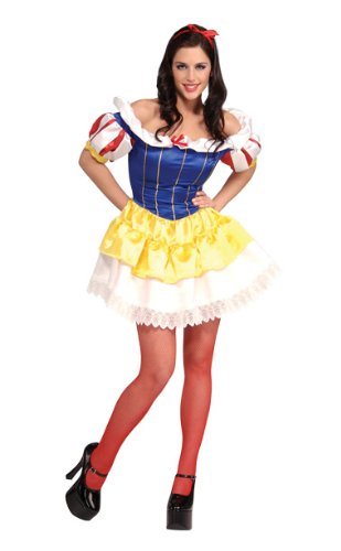 Secret Wishes Women's Adult Storybook Princess Costume, M...