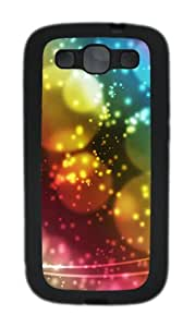 Samsung Galaxy S3 I9300 Cases & Covers Hazy Color Point Custom TPU Soft Case Cover Protector for Samsung Galaxy S3 I9300 Black
