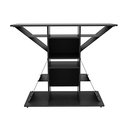 Atlantic Phoenix Gaming Hub/TV Stand - Fits up to a