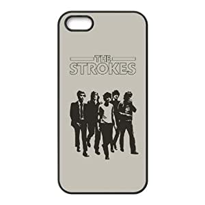 iPhone 5,5S Phone Case The Strokes W66TS53790