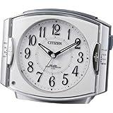 リズム時計[シチズン] ネムリーナR411目覚し時計 4RK411-019アナログ