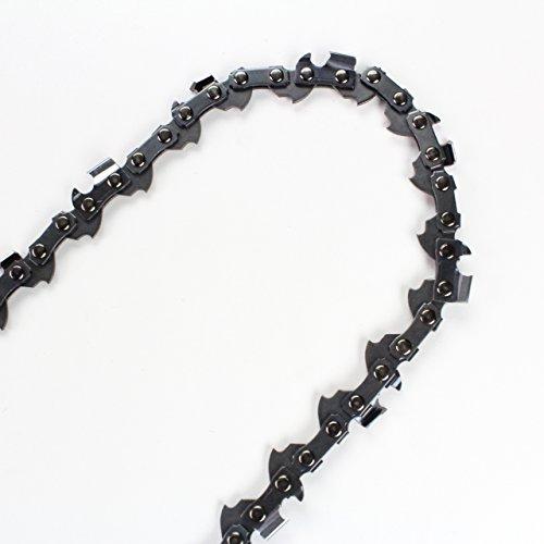 """NICHE 4 Pack Chainsaw Chain 3/8"""" 0.050 Semi Chisel 62 DL for 18"""" Poulan Pro 400E E14E"""