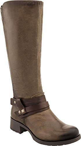 Women's Earth 'Sequoia' Tall Boot Taupe Size 5 M