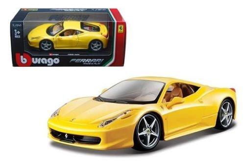 Bburago 1:24 Ferrari Race & Play - Ferrari 458 Italia