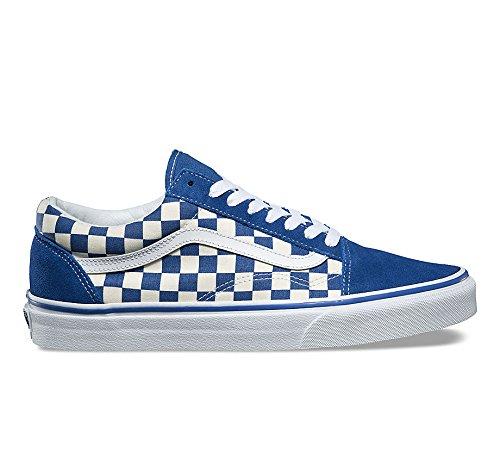 vans Old Skool Primary Check Blue Skate EU42,5