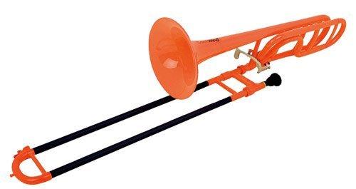 Cool Wind CTB-200 Series F-Attachment Trombone Orange by Cool Wind