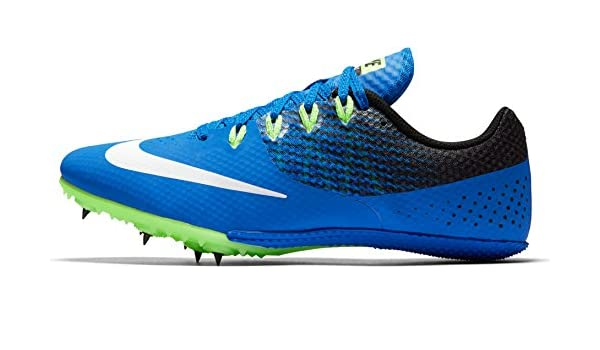 Nike Men s Zoom Rival S 8 Track Spike Hyper Cobalt White-black-ghost Green  - 6 D(M) US a7d67196d