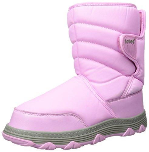 Totes Kids Vana Snow Boot, PINK, 2