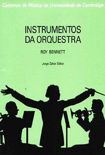 Instrumentos da Orquestra