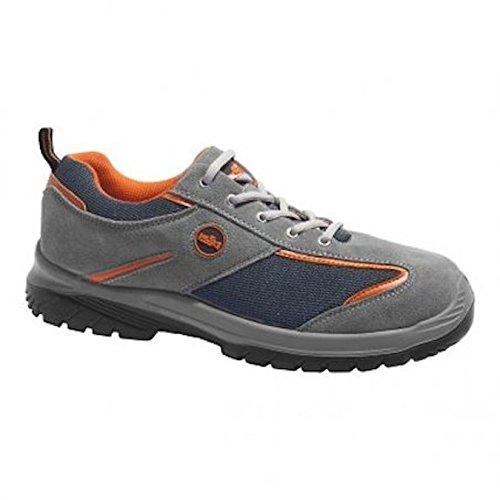 Indust. Starter–Schuh S1polig PU Sohle Größe 42