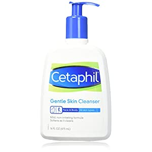 Cetaphil Gentle Skin Cleanser - 16 fl oz