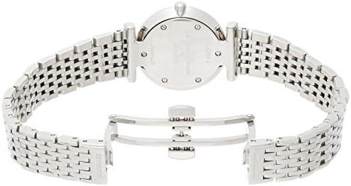 Longines Grande Classique Femme Diamants 24mm Minéral Verre Montre L42094586