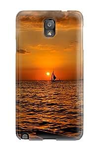 Hot 3537868K28035337 TashaEliseSawyer Galaxy Note 3 Well-designed Hard Case Cover Sunset Protector