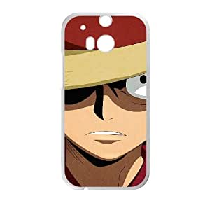 HTC One M8 Cell Phone Case White one piece anime BNY_6917875