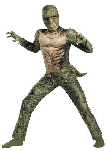 Amazing Spider man Lizard Classic Costume