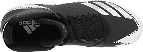 Pictures of adidas Men's Freak X Carbon Mid BW0867 Black/Silver/White 3