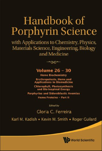 Handbook of Porphyrin Science (Volumes 26 - 30):With Applications to Chemistry, Physics, Materials Science, Engineering, Biology and Medicine Pdf