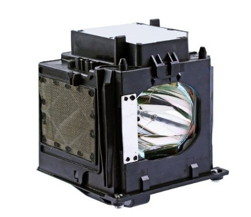 Brand New 915P049010 Replacement Lamp with new Housing for Mitsubishi Television