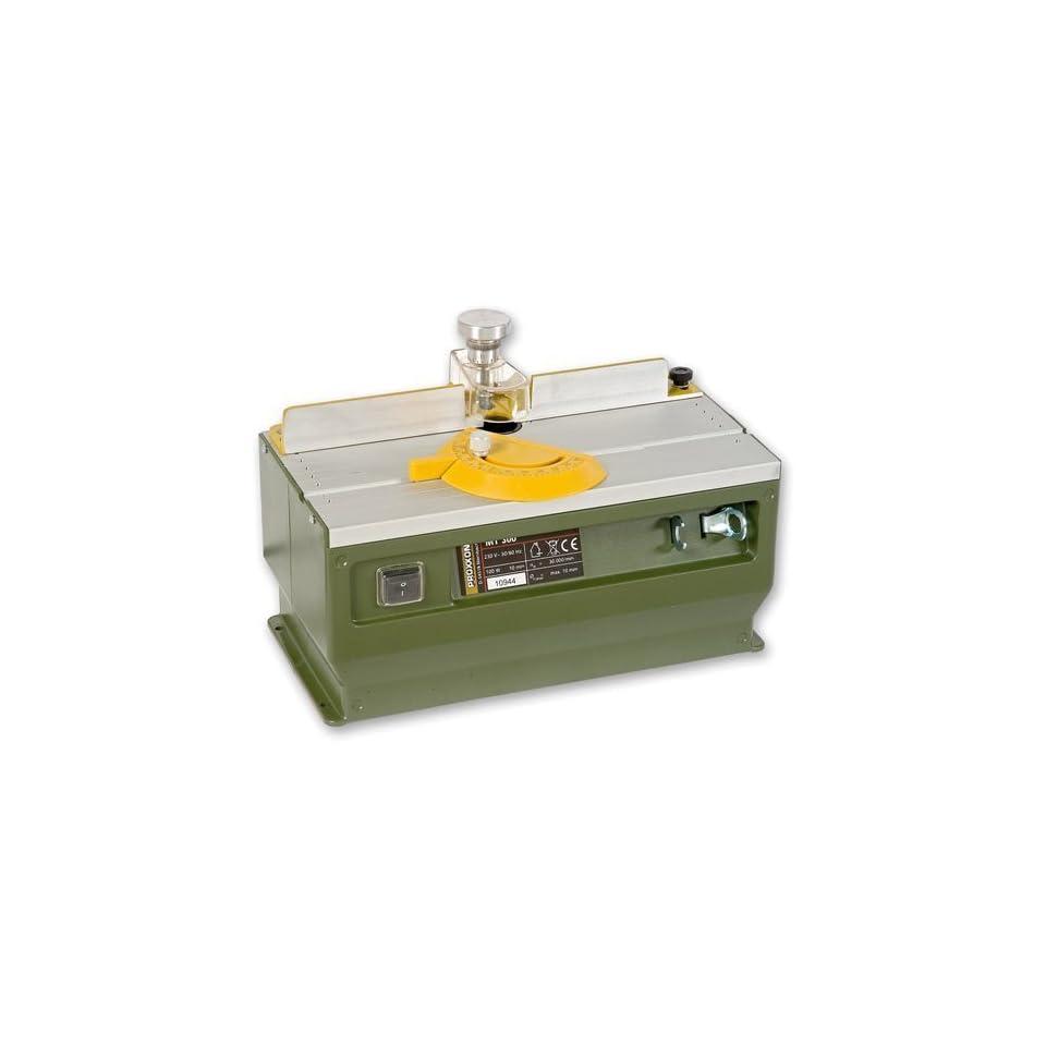 MICRO Profiliergerät Proxxon MicroMot Artikel Nr.MP 300   Professionell   220   240 V. 25000 g/m, zum Anfasen, Herstellen von Nuten, Absätzen, Radien und anderen Profilen Baumarkt