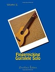 Fingerpicking Guitalele Solo: volume I.