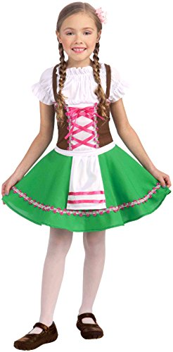 Forum Novelties Gretel Child's Costume, Small ()