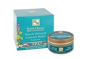 Health & Beauty H&b Dead Sea Muscle Relaxant Aromatic Butter