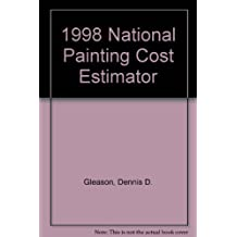 1998 National Painting Cost Estimator