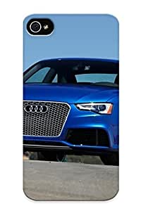 Resignmjwj For Samsung Galaxy S6 Case Cover - Retailer Packaging Audi Rs5 2012 Supercar Sport Car Germany Sportcar Case