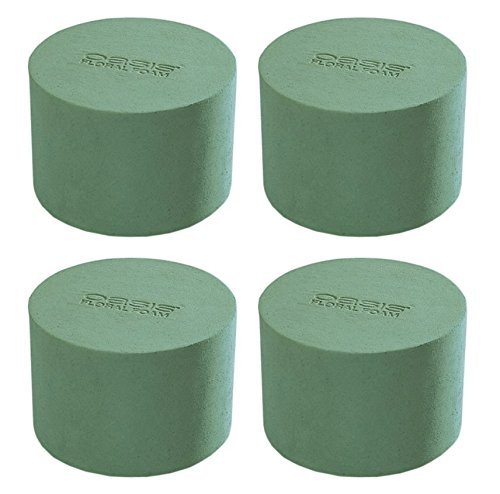 OASIS Floral Foam Cake (Box of 4)
