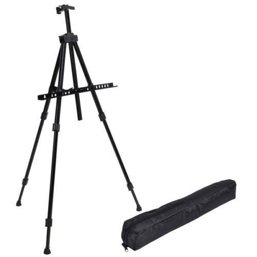 Poster Board Stand (ColorStore - LED WRITING BOARD Easel Adjustable sign menu tripod stand poster Bag display)