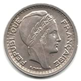 1949 Algeria French Occupation 20 Francs
